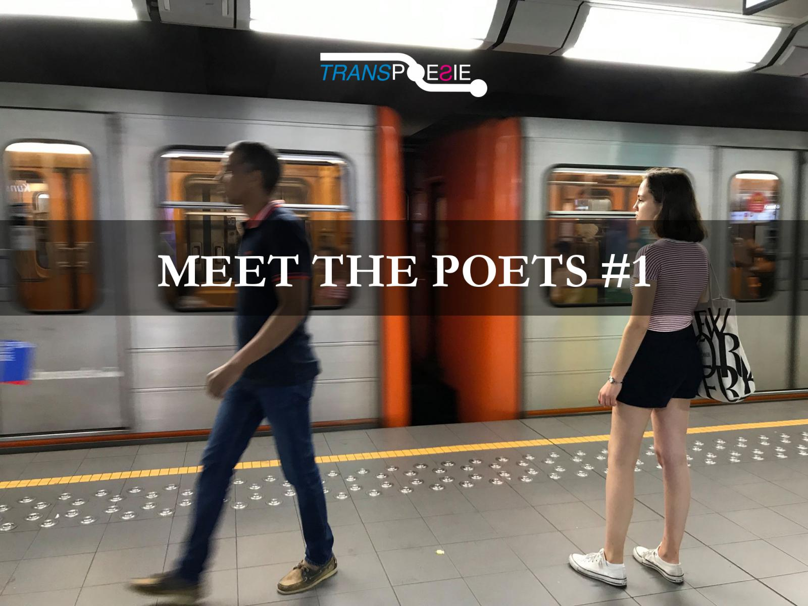 26 September 2019 | 7PM | Muntpunt - MEET THE POETS – #1